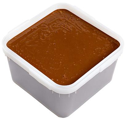 Гречишный мёд с живицей (крем-мёд)